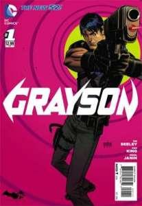 Grayson #1 (2014)