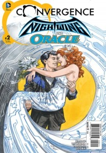 Convergence: Nightwing/Oracle #2