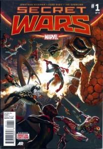 Secret Wars #1 (2015)