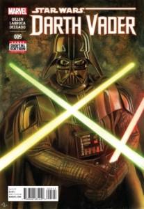 Darth Vader #5, cover