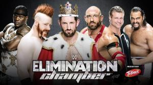 WWE Elimination Chamber 2015, Intercontinental TItle