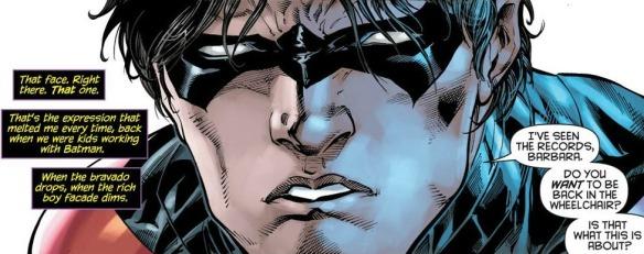 Batgirl #3, Nightwing, Ardian Syaf