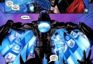 Batgirl: The Darkest Reflection, Mirror