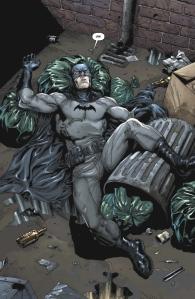 Batman Earth One, Gary Frank, Garbage