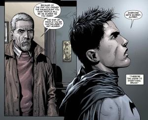 Batman: Earth One, Gary Frank, Alfred