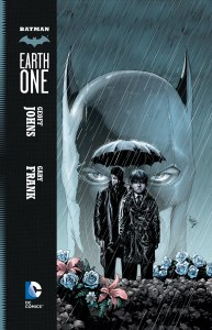 Batman: Earth One cover