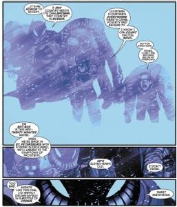 Batman Incorporated #0, Frazer Irving