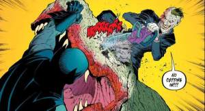 Batman #40, Greg Capullo, Joker