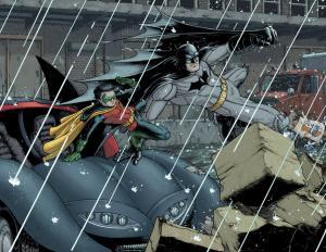 Batman Incorporated #1, Chris Burnham