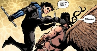 Convergence: Nightwing/Oracle #2, Jan Duursema
