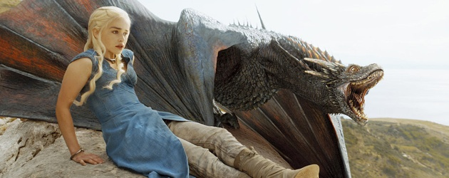 Game of Thrones, dragon
