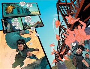 Grayson #1, rescue