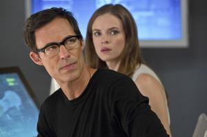 Tom Cavanagh, Harrison Wells