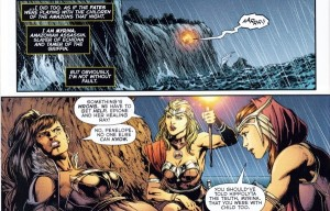 Divergence #1, Wonder Woman, Jason Fabok