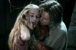 Jaime Lannister, Cersei, rape