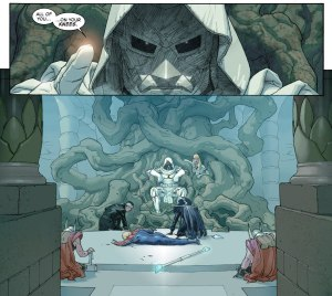 Secret Wars #2, Doctor Doom
