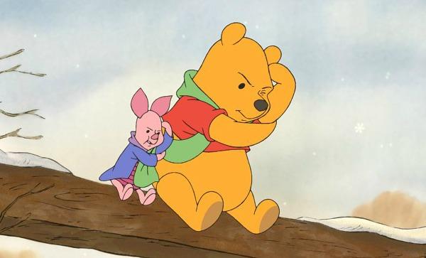 Winnie the Pooh, Piglet