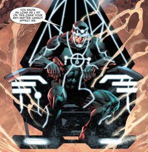 Metron, Justice League #40, Justice League #40