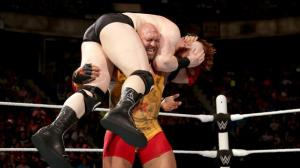 Ryback, Sheamus, Raw, 05/18/2015