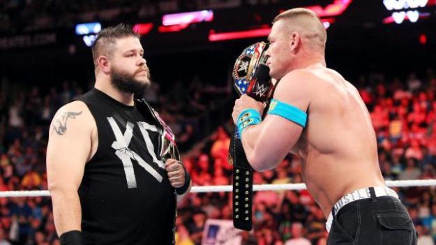 Kevin Owens, John Cena 2, Raw, 05182015