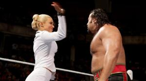 Lana, Rusev, WWE Raw, 05182015