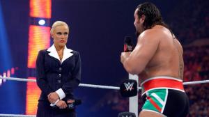 Lana, Rusev, Raw, May 25, 2015