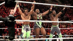 The New Day, Raw, May 25, 2015