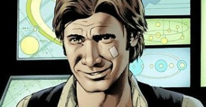 Star Wars #5, 2015, Han Solo, John Cassaday