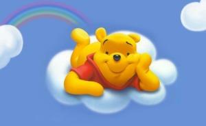 Winnie the Pooh, cutesy