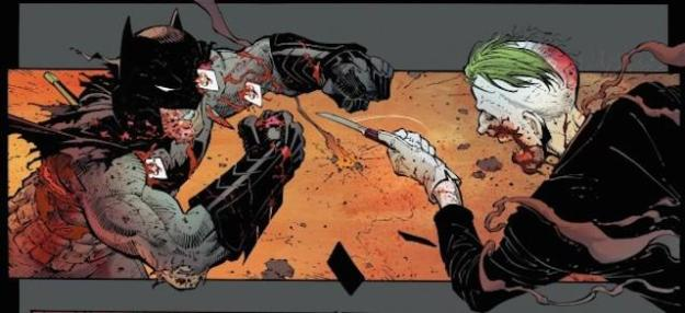 Batman #40, Batman vs. Joker, Greg Capullo