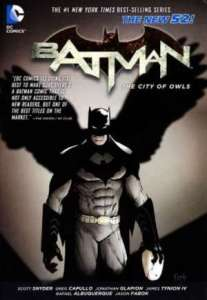 Batman, Vol. 2: The City of Owls