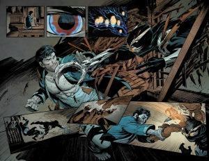 Batman #8, Greg Capullo