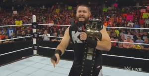 WWE Raw, June 15, 2015, Kevin Owens