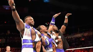 WWE Raw, June 1, 2015, The New Day