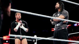 WWE Raw, June 8, 2015, Dolph Ziggler, Roman Reigns