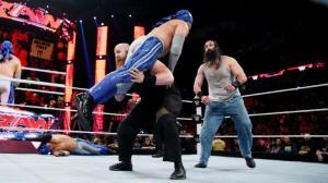 WWE Raw, June 8, 2015, Luke Harper, Erick Rowan
