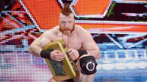 WWE Raw, June 15, 2015, Sheamus