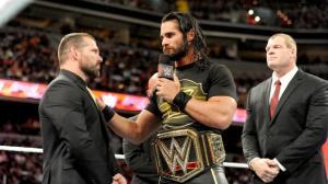Jamie Noble, Seth Rollins, Raw, June 29, 2015