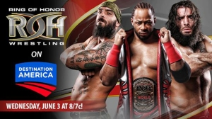 Ring of Honor, Destination America