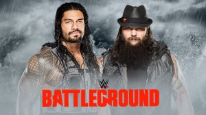 WWE Battleground 2015, Roman Reigns, Bray Wyatt