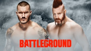 WWE Battleground 2015, Randy Orton, Sheamus