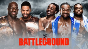 WWE Battleground 2015, Prime Time Players, The New Day