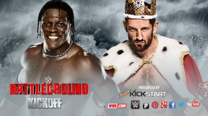 WWE Battleground 2015, King Barrett, R-Truth