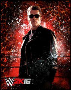 WWE 2K16, Terminator