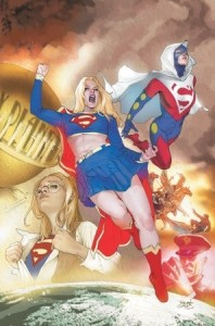 Supergirl: Death and the Family