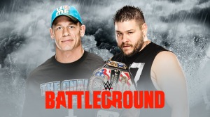WWE Battleground 2015, John Cena, Kevin Owens