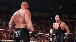 The Undertaker, Brock Lesnar, WWE Raw, 07/20/2015