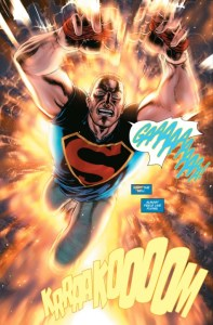 Action Comics #42, splash