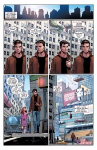 The Amazing Spider-Man: Renew Your Vows #1, interior