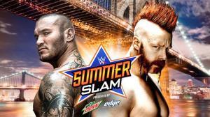 Randy Orton vs. Sheamus